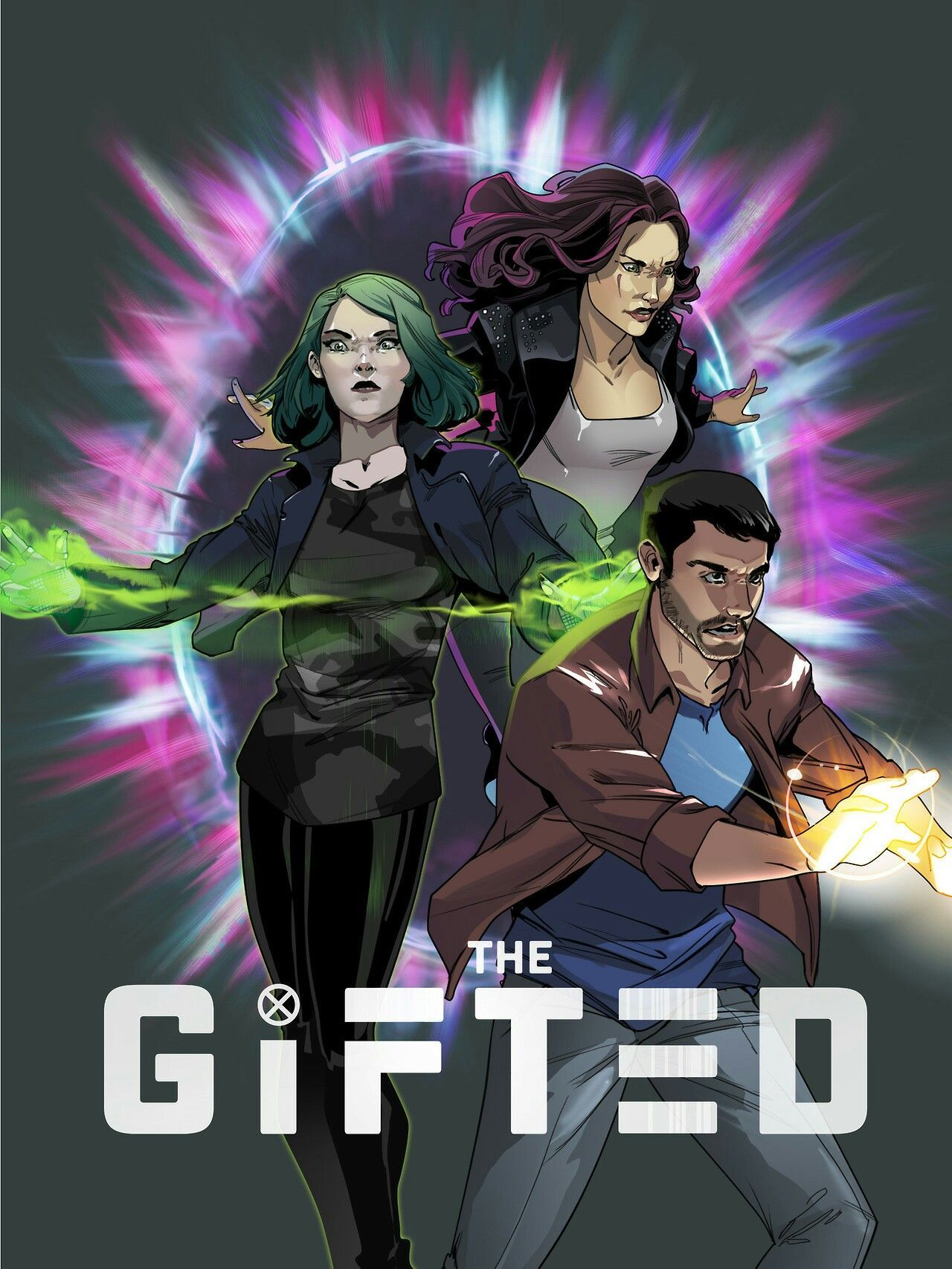 serie gifted