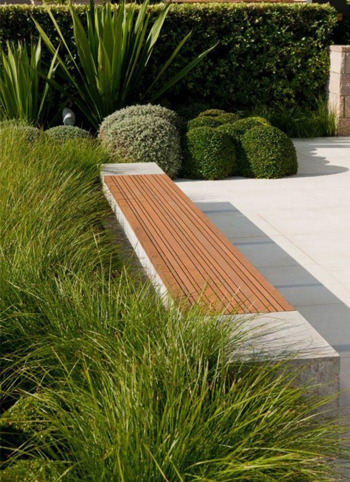 Le jardin paysager tendance moderne de jardinage jardinage jardin paysager - Jardin paysager ...