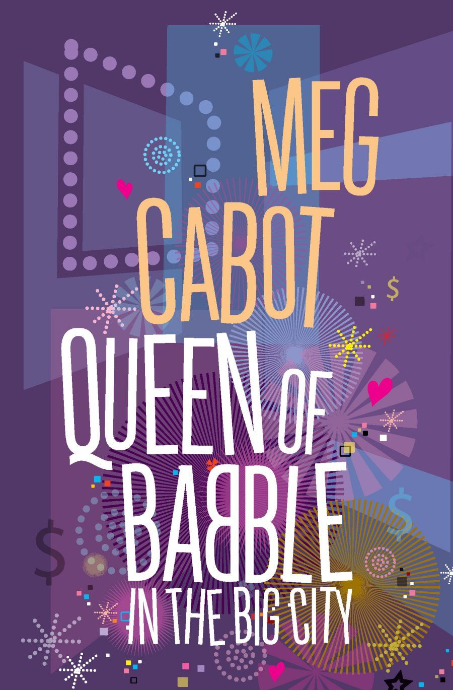 Queen of Babble- I love the heroine of this series