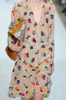 A/W 14/15 Paris women's print & pattern catwalk analysis