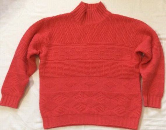 b3919925048 United Colors Of Benetton Coral Sweater
