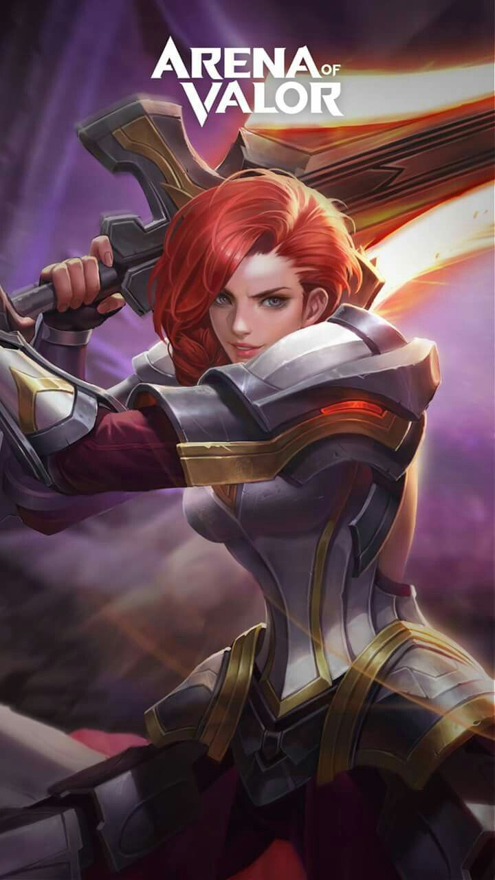 Astrid Arena Of Valor Wallpaper Pinterest Wallpaper Gaming Wallpapers And Mobile Legends