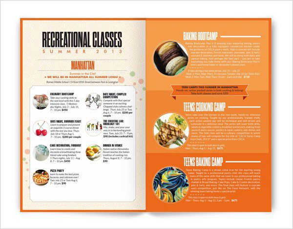 20 beautiful modern brochure design ideas for your 2014 projects - Brochure Design Ideas