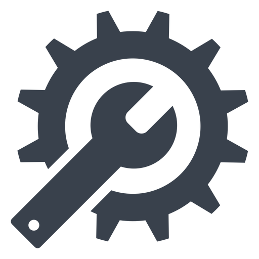 Wrench And Gear Icon Ad Ad Ad Icon Gear Wrench Gears Gear Logo Icon