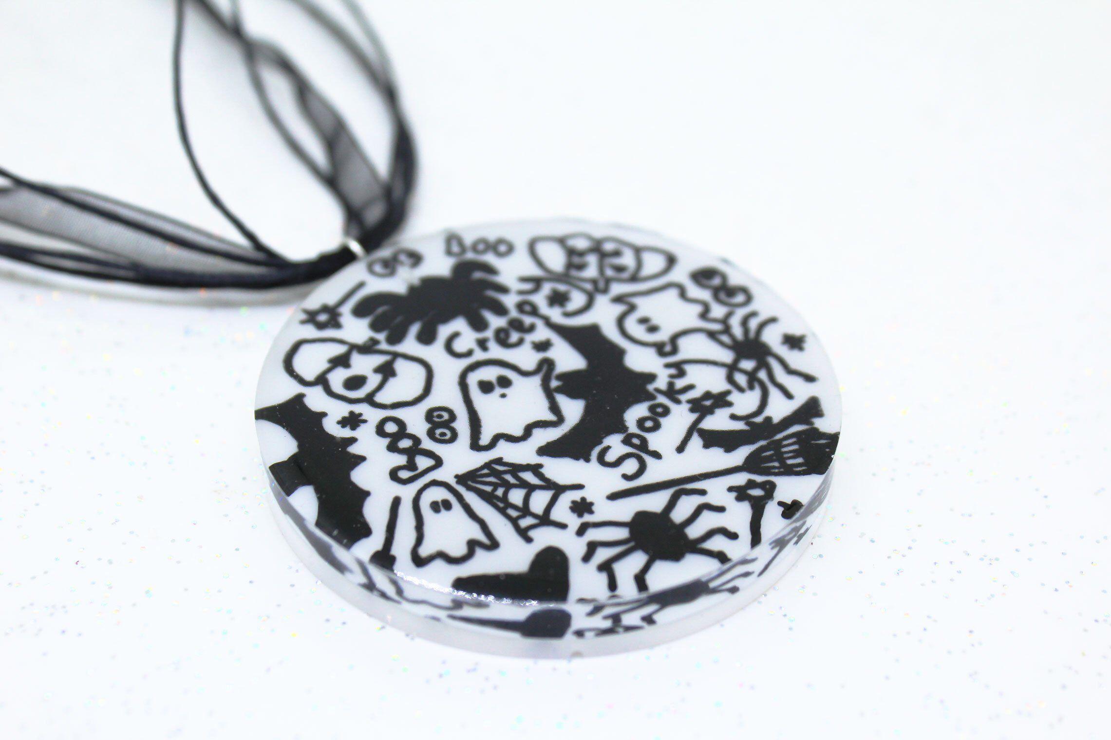 Cute n Spooky Pendant Necklaces
