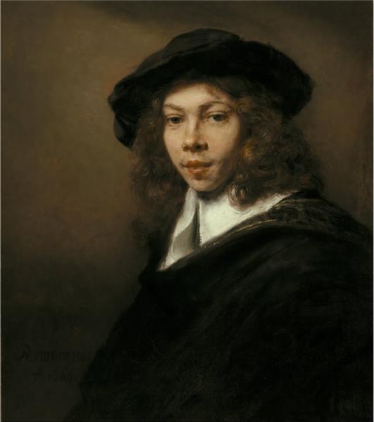 2017-08-05_11h35_01 | Tableaux de rembrandt, Rembrandt, Portraits