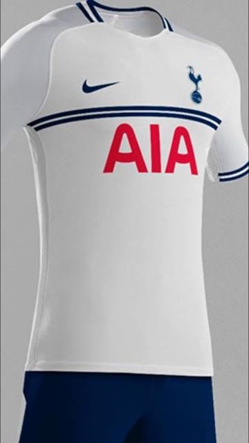 promo code 12f1a 567a7 Another New Spurs Kit Leak 2017/18 | English Premier League ...