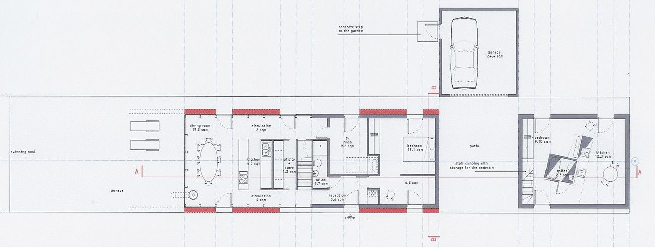 The Sliding House The Owner Builder Network Russell House Unusual Homes House Plans