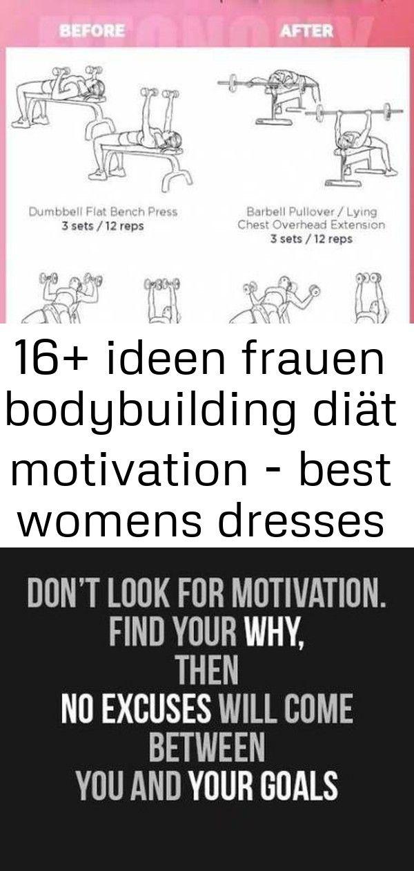 16+ ideen frauen bodybuilding diät motivation - best
