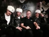 Scott and the Hives in Stockholm