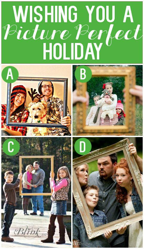101 Creative Christmas Card Ideas   Christmas Ideas   Pinterest ...