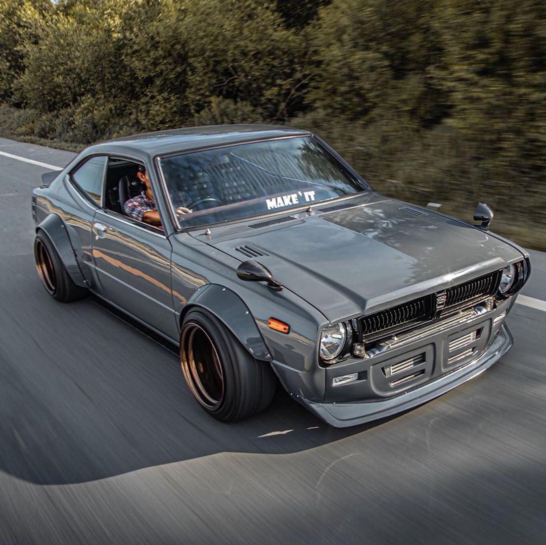 Old Japanese Cars — 1979 Toyota Corolla KE35! 🔑 @tirawat_01 📸...