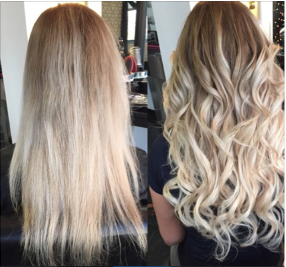 Ombre Hair Extensions Blonde Tape In Hair Extensions My Fav