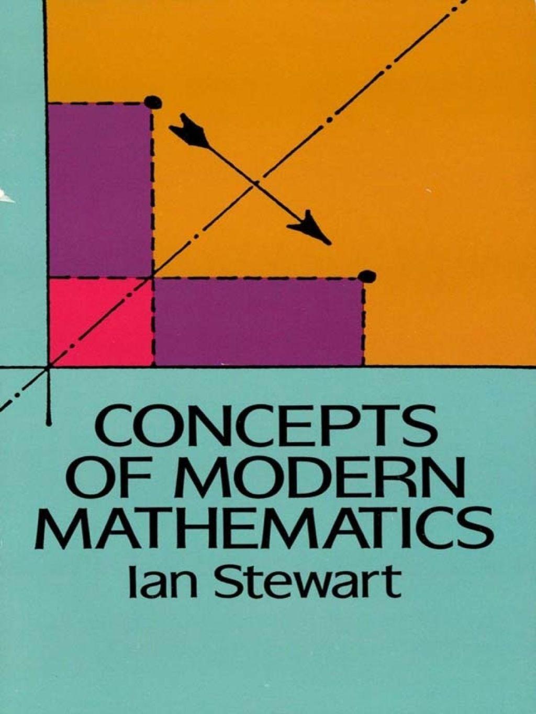 Concepts Of Modern Mathematics Ebook Math Textbook Mathematics Math Books