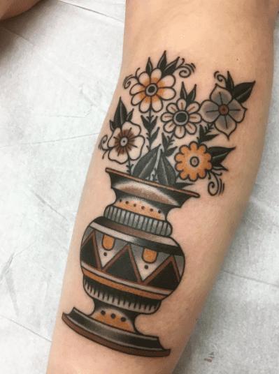 50 Bold Traditional Style Tattoos Tat Pinterest Tattoos