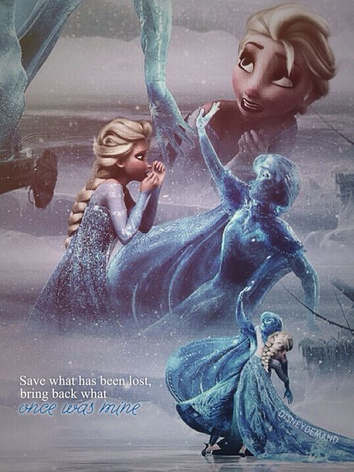 Save the frozen heart