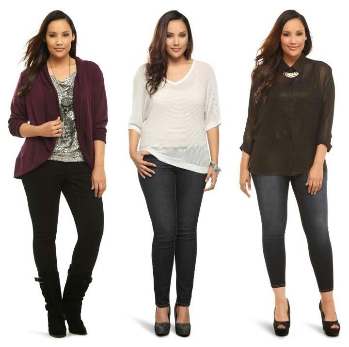c49827a7816 ... Plus Size Casual Date Outfits  Pin By LessyPooh On Fashion    Clothes
