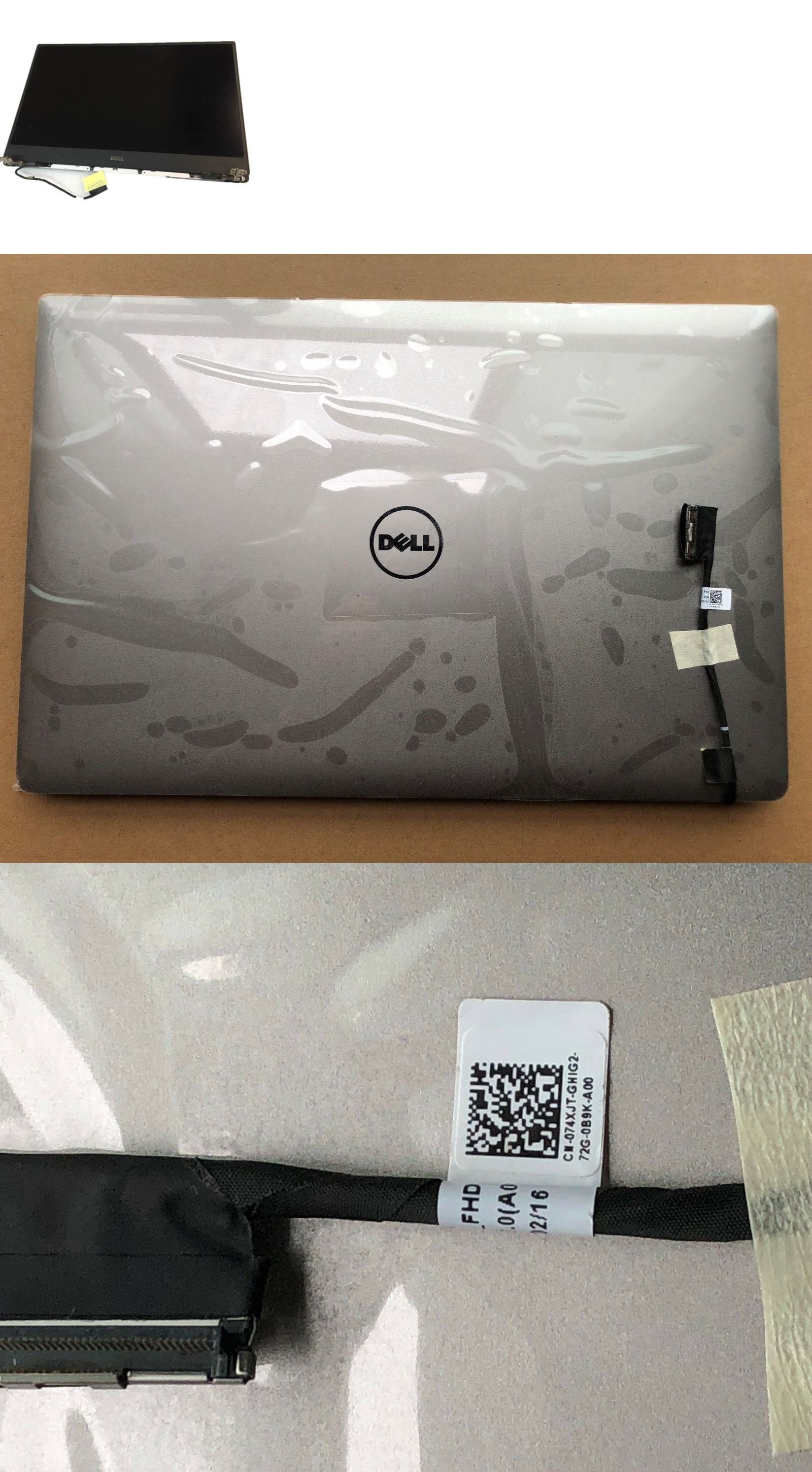 Laptop Screens and LCD Panels 31569: N98cy Dell Xps 15 9550