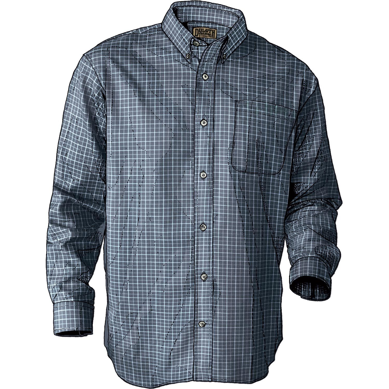The no b s shirt from duluth trading company is soft 100 for Duluth t shirt commercial