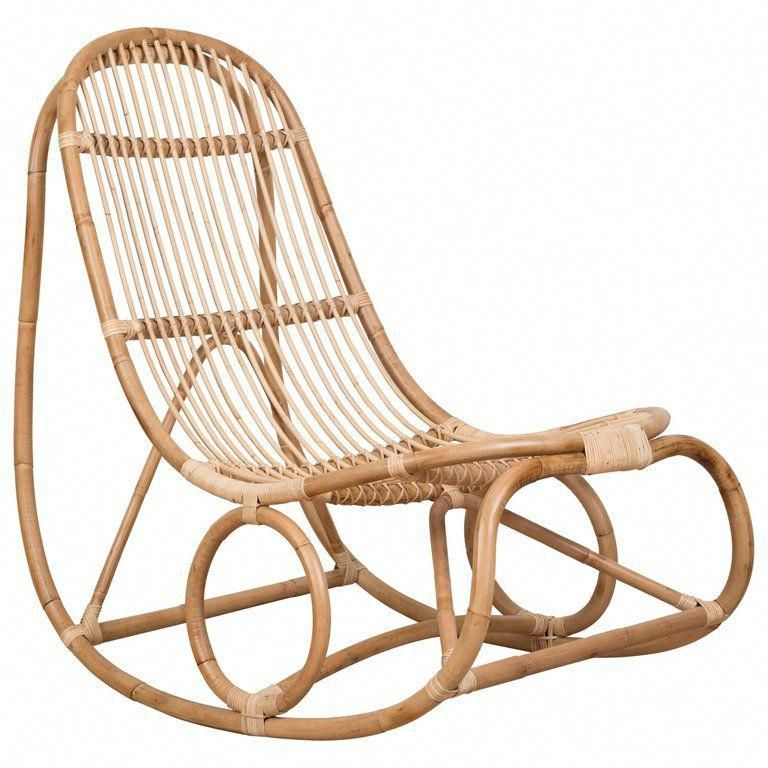 Miraculous Nanny Rocking Chair By Nanna Ditzel For Sale Andrewgaddart Wooden Chair Designs For Living Room Andrewgaddartcom