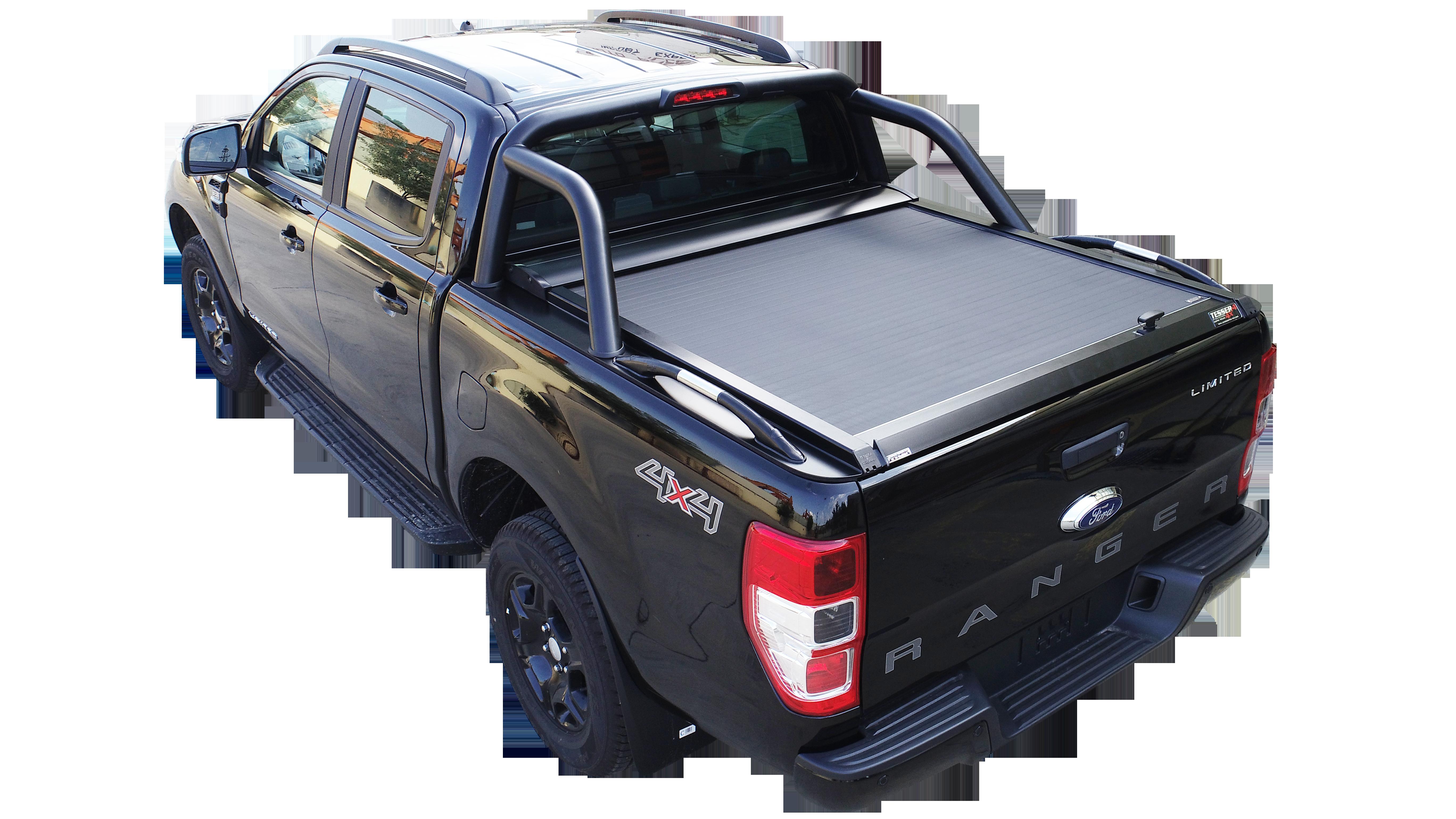 Ford Ranger T6 2012 On Tessera 4x4 Accessories Uk Aluminium