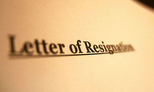 Resignation Letter Writing Tips Resignation Letter Quitting