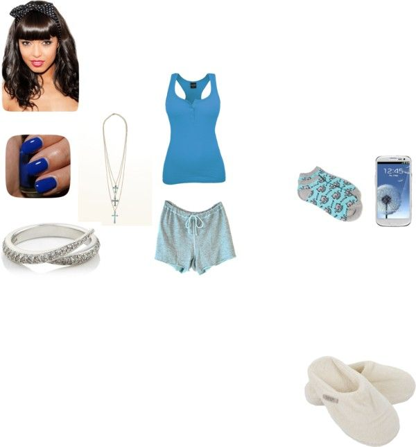 """""""lazy day."""" by kanerachael ❤ liked on Polyvore"""