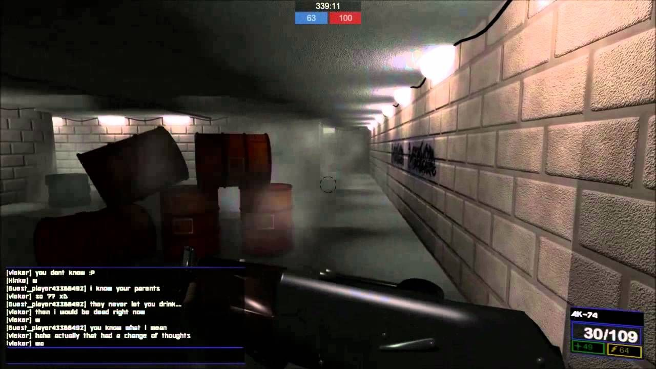 Unity multiplayer fps] War heroes update #7 (new hud and