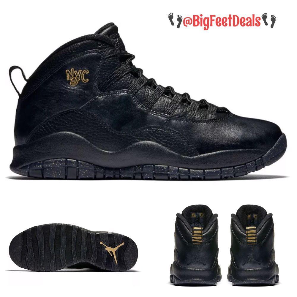 6ca91448dfda21 Nike Sz 16 Air Jordan Retro 10 X
