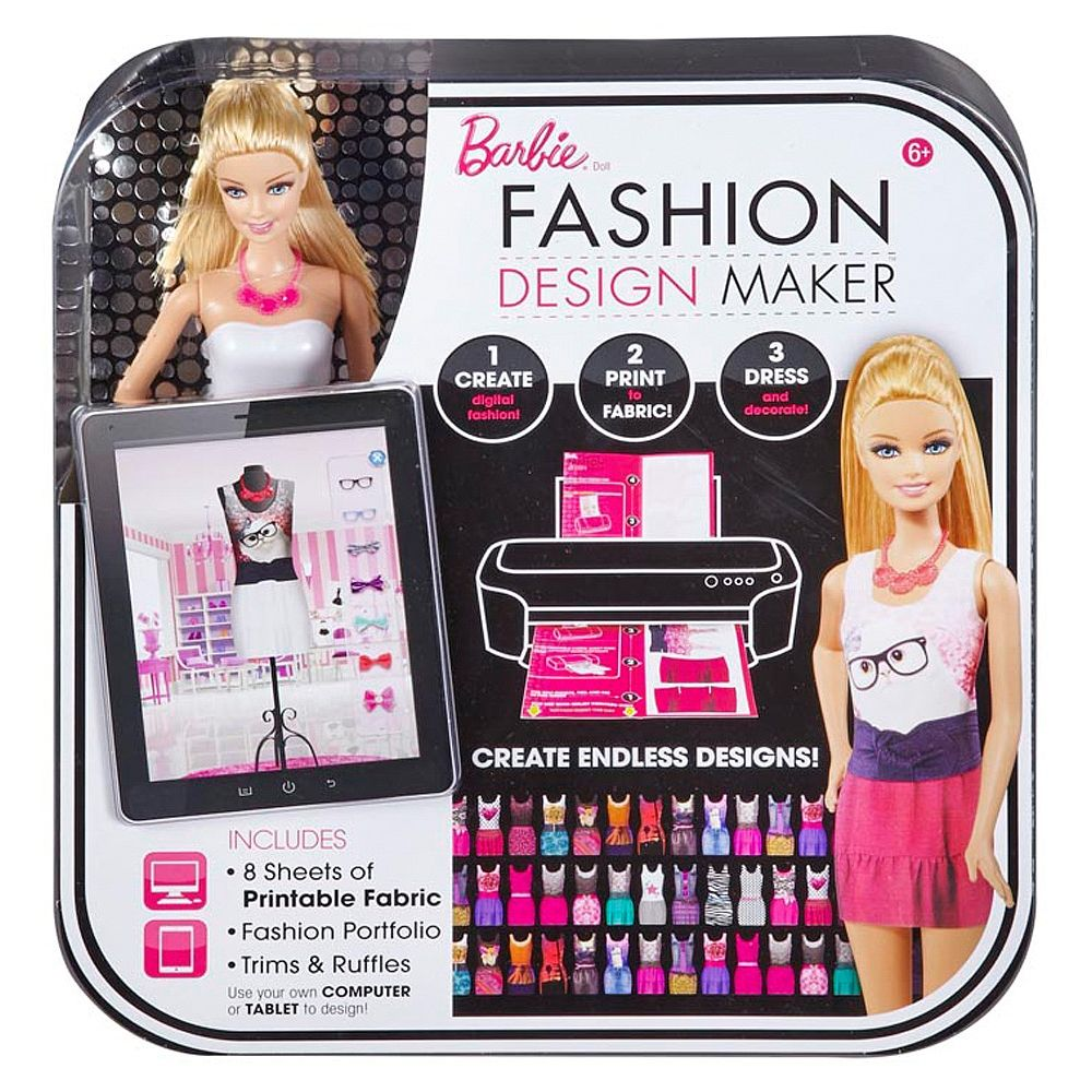 Barbie Fashion Design Maker Doll Design Maker Fashion Design Barbie Fashion