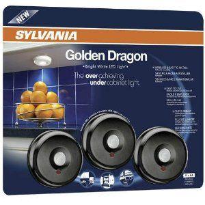 Amazon Com Sylvania 72422 Battery Operated Led Under