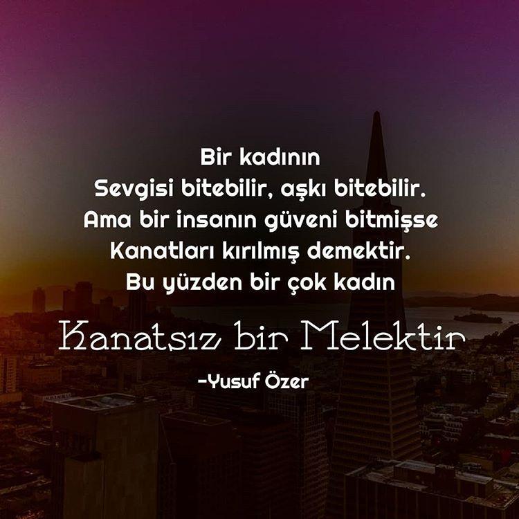 Yusuf Ozer Yusufozerofficial Instagram Photos And Videos Ozlu Sozler Bilgelik Alintilari Ilham Verici Alintilar
