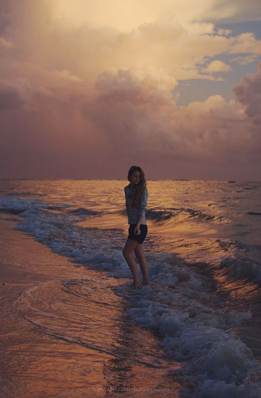 Dominicana Sunrise by Anastasia Volkova