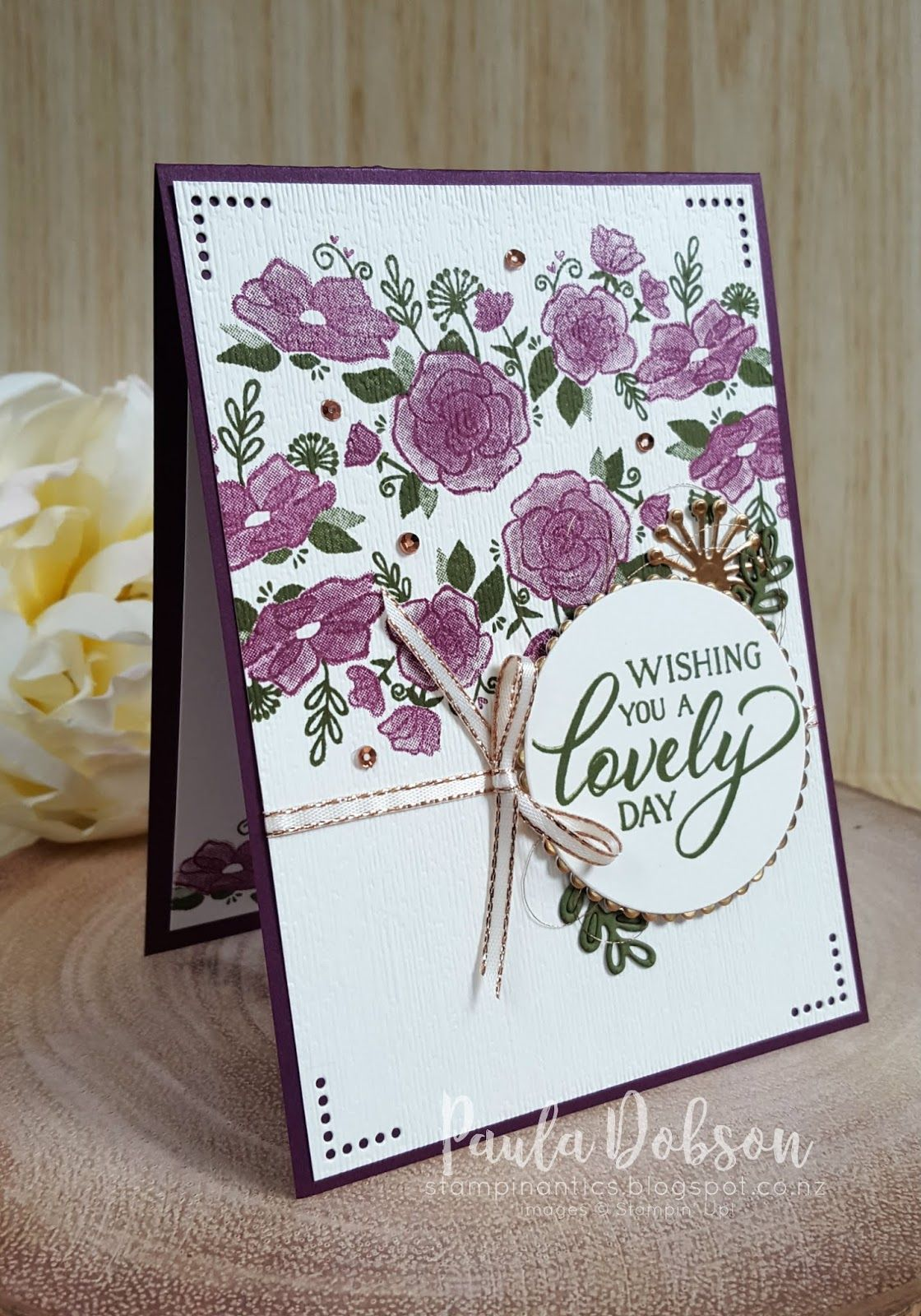A Sneak Peek Stamp To Share Blog Hop Card Craft Stampin Up Cards Cards Handmade