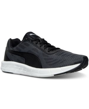 a5d1f1977a1 Puma Men s Meteor Running Sneakers from Finish Line - Gray 10 ...