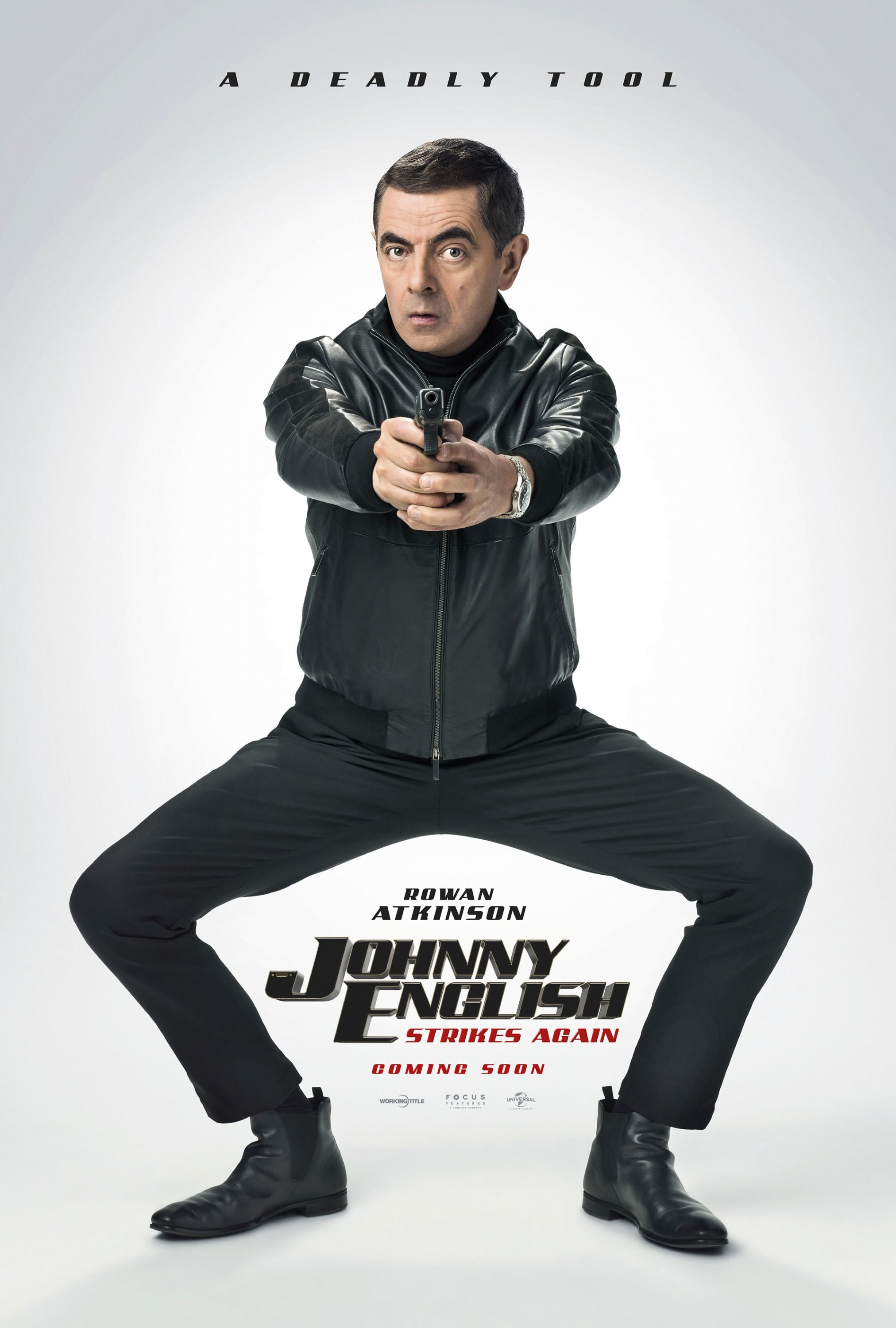 Johnny English Strikes Again 2018  Johnny English