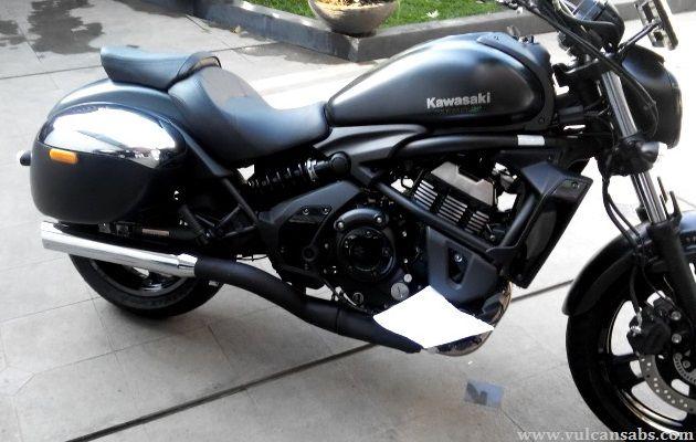 How To Do Kawasaki Vulcan S Exhaust Modification