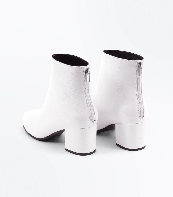 Boots, Block heel ankle boots