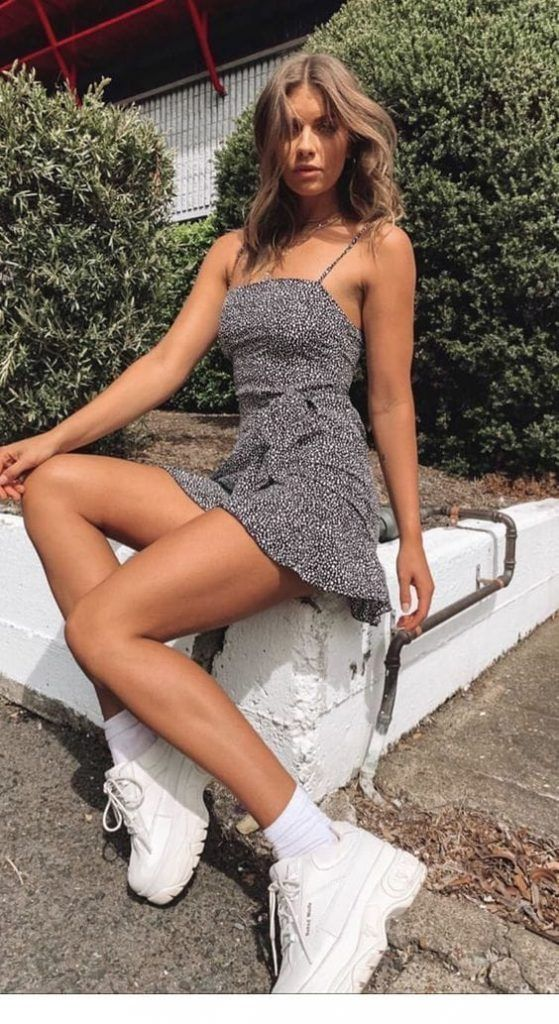 50+ Women Summer Outfits That Always Looks Fantastic - Page 12 of 55 #summerdresses