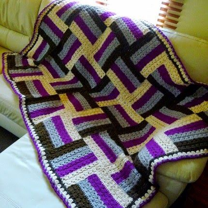 Sonoma bebê Blanket - Livre Pattern
