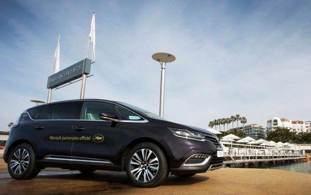 CARS - Renault Espace : l'autre star du Festival de Cannes 2015 ! - http://lesvoitures.fr/renault-espace-festival-cannes-2015/
