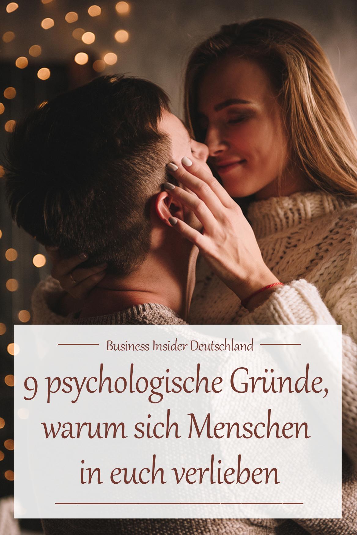 Psychologie flirten