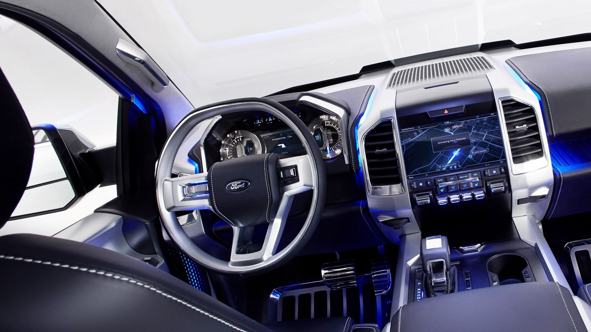 2013 ford atlas concept design