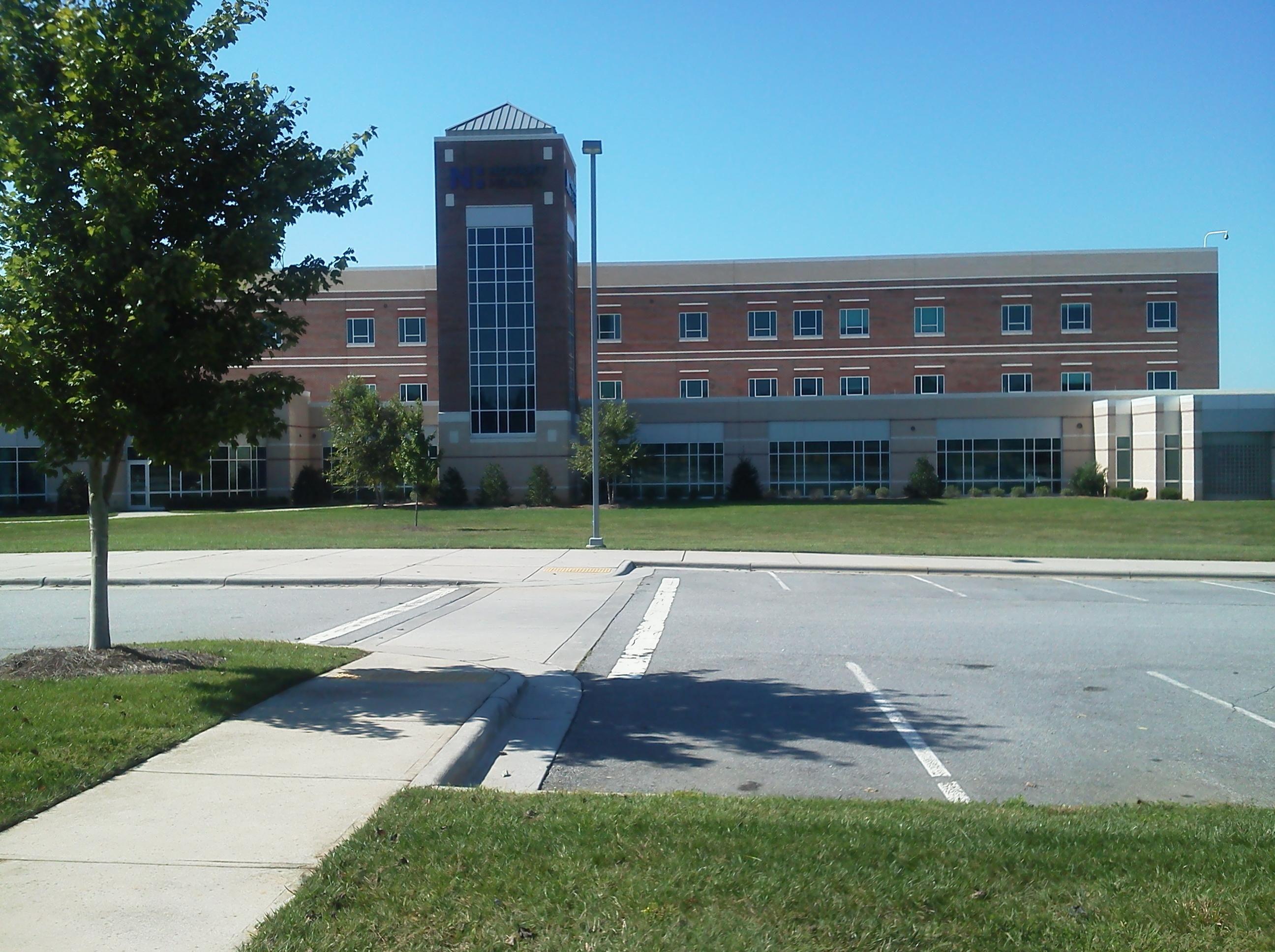 Novant Health Kernersville Medical Center provides
