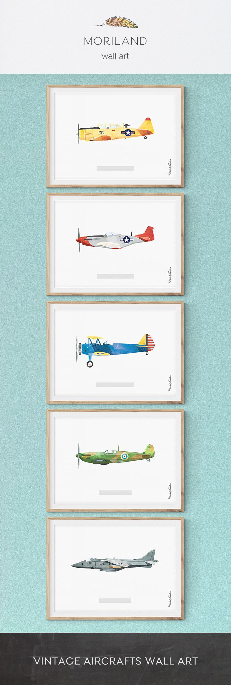 Plane Print Fighter Aircraft Art Airplane Print Airplane Wall Art Vintage Airplane Print Kids Room Plane Art Printable Decor With Images Vintage Airplane Prints Airplane Print Airplane Wall