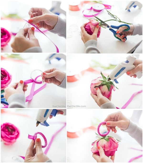 45+ Easy & Elegant DIY Napkin Ring Ideas #napkinrings