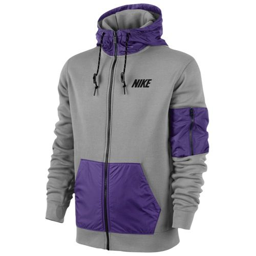 purple sweatshirt men | Home : Back to Search Results : Nike ...