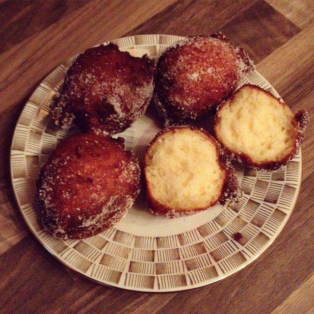 Deutsche Kuchen Rezepte: Apfel-Krapfen Oder Doch Lieber Quarkbällchen