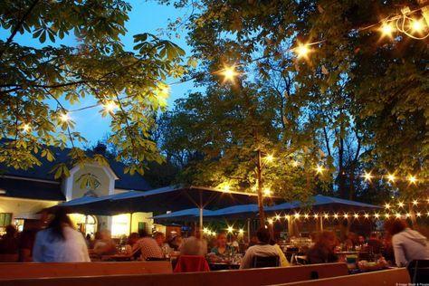 Sz Autoren Empfehlen Taxisgarten Biergarten Munchen Garten