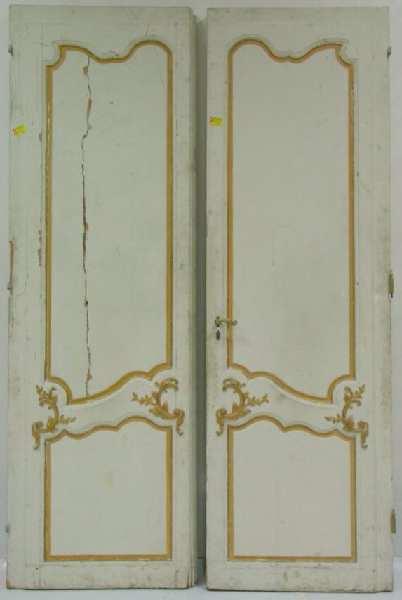 Chateau doors